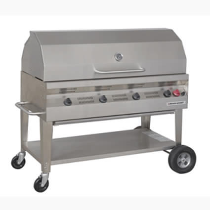 Barbeque - 4' Silver Giant