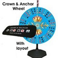 Crown & Anchor Prize Wheel