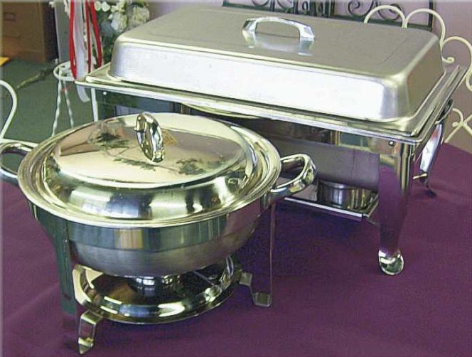 Chafer, round with full insert